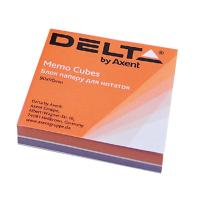"""""""Бумага для заметок Delta by Axent """"""""COLOR"""""""" 80Х80Х20мм, unglued (D8021)"""""""