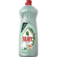 Средство для мытья посуды Fairy Нежные руки Чайное дерево и Мята 1 л (5413149395206)