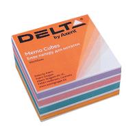 """""""Бумага для заметок Delta by Axent """"""""COLOR"""""""" 90Х90Х30мм, unglued (D8023)"""""""