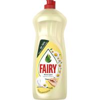 Средство для мытья посуды Fairy Нежные руки Ромашка и Витамин Е 1 л (5413149477667)