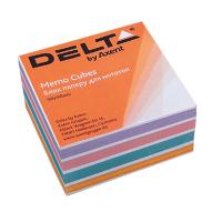 """""""Бумага для заметок Delta by Axent """"""""COLOR"""""""" 90Х90Х30мм, glued (D8024)"""""""