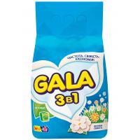 Стиральный порошок Gala Весенняя свежесть 3 кг (4823055200418)