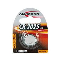 Батарейка Ansmann CR 2025 (5020142)