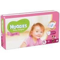 Подгузник Huggies Ultra Comfort Giga 4+ для девочек (10-16кг) 68 шт (5029053543765)