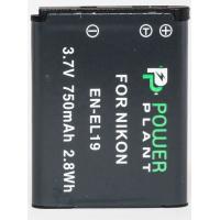 Аккумулятор к фото/видео PowerPlant EN-EL19 (DV00DV1305)