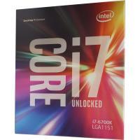 Процессор INTEL Core™ i7 6700K (BX80662I76700K)