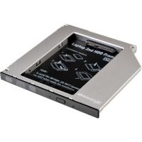 Фрейм-переходник Grand-X HDD 2.5`` to notebook ODD SATA/mSATA (HDC-24)