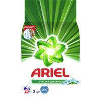 Стиральный порошок Ariel Горный Родник 3 кг (5413149333468)