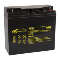 Батарея к ИБП 12В 17 Ач GEMIX (LP12-17)
