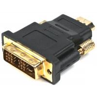 Переходник HDMI M to DVI18+1pin M Cablexpert (A-HDMI-DVI-1)
