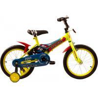 """Детский велосипед Premier Pilot 16"""" Yellow (13906)"""