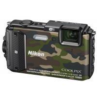 Цифровой фотоаппарат Nikon Coolpix AW130 Camouflage (VNA843E1)