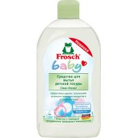 Средство для мытья посуды Frosch Baby для детской посуды 500 мл (4001499908347)