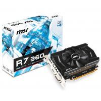 Видеокарта MSI Radeon R7 360 2048Mb OverClock (R7 360 2GD5 OC)