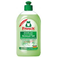 Средство для мытья посуды Frosch Зеленый чай 500 мл (4009175929167)