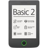 Электронная книга PocketBook Basic 2 Grey (PB614-Y-CIS)