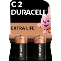Батарейка C LR14 * 2 Duracell (5000394052529 / 81483545)