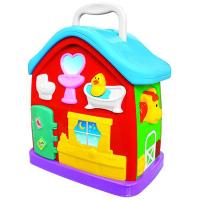 Развивающая игрушка Kiddieland Домик умницы (051201)