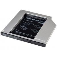 Фрейм-переходник Grand-X HDD 2.5`` to notebook ODD SATA3 (HDC-26)