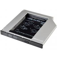 Фрейм-переходник Grand-X HDD 2.5`` to notebook ODD SATA/mSATA (HDC-25N)