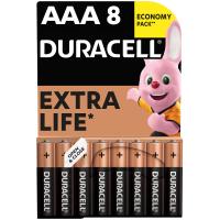 Батарейка Duracell AAA MN2400 LR03 * 8 (5000394203341 / 81480364)
