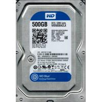 """Жесткий диск 3.5""""  500Gb Western Digital (WD5000AZLX)"""