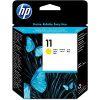 Печатающая головка HP №11 Yellow (DesignJ10ps/ 500/ 800) (C4813A)