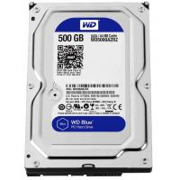 """Жесткий диск 3.5""""  500Gb Western Digital (WD5000AZRZ)"""