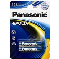 Батарейка PANASONIC LR03 PANASONIC Evolta * 2 (LR03EGE/2BP)