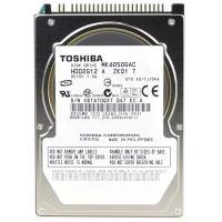 """""""Жесткий диск для ноутбука 2.5""""""""  60GB TOSHIBA (MK6050GAC)"""""""