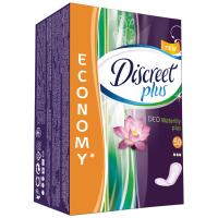 Ежедневные прокладки Discreet Deo Water Lily Plus 50 шт (4015400515623)