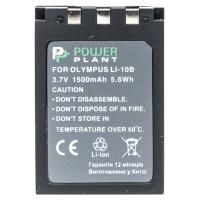 Аккумулятор к фото/видео Olympus LI-10B, Li-12B PowerPlant (DV00DV1056)