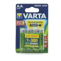 Аккумулятор Varta AA 2600mAh * 4 (05716101404)