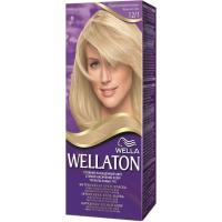 Крем-краска для волос Wellaton стойкая 12/1 Яркий Пепельный Блондин (4056800023240)