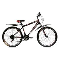 """""""Велосипед Premier Vapor 17"""""""" черный с белым-красным (TI-14290)"""""""