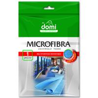 Салфетки для уборки DOMI микрофибра универсальная 1 шт (0498 DI)