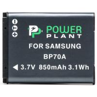 Аккумулятор к фото/видео Samsung BP70A PowerPlant (DV00DV1261)