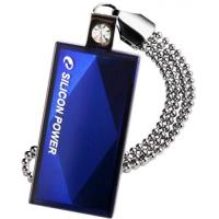 USB флеш накопитель 8Gb Touch 810 blue Silicon Power (SP008GBUF2810V1B)