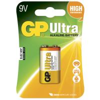 Батарейка Крона Ultra Alcaline 6LF22 9V * 1 GP (GP1604AU-U1/GP1604AUP-U1)