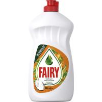 Средство для мытья посуды Fairy Апельсин и Лимонник 500 мл (5413149314016)