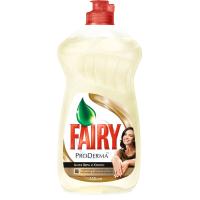Средство для мытья посуды Fairy Алое Вера и Кокос 500 мл (5410076178841)