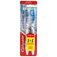 Зубная щетка Colgate с усиленной функцией Макс блеск + средняя (4820050645329)