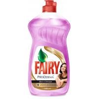 Средство для мытья посуды Fairy Шелк и Орхидея 500 мл (5410076792849)