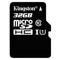 Карта памяти Kingston 32GB microSDHC Class 10 UHS-I (SDC10G2/32GB)