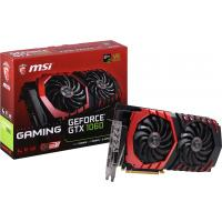 Видеокарта MSI GeForce GTX1060 6144Mb GAMING (GTX 1060 GAMING 6G)