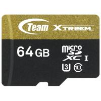 Карта памяти Team 64GB microSD class 10 UHS| U3 (TUSDX64GU303)