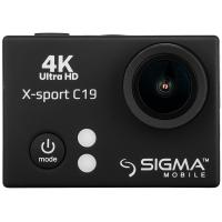 Экшн-камера Sigma Mobile X-sport C19 (4827798324417)