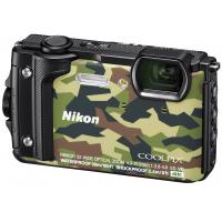 Цифровой фотоаппарат Nikon Coolpix W300 Camouflage Holiday kit (VQA073K001)