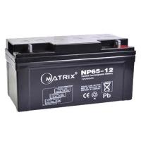 Батарея к ИБП Matrix 12V 65AH (NP65-12)