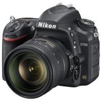 Цифровой фотоаппарат Nikon D750 AF-S 24-85 Kit (VBA420K001)